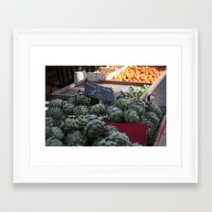 Art de Choke Framed Art Print