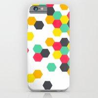 Crazy Clusters iPhone 6 Slim Case