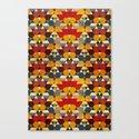 Kaleidoscopy Canvas Print