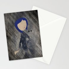 Coraline Minimalist Stationery Cards