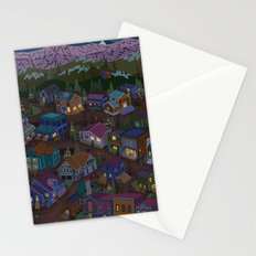 Adventure Town Stationery Cards