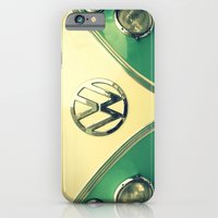 iPhone Cases featuring Aqua Sprinkles by RDelean