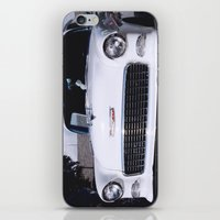 '55 Chevy Wagon iPhone & iPod Skin