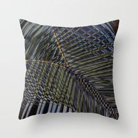 Trippin' Into the Fall Throw Pillow
