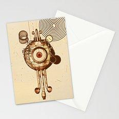 hypnotism Stationery Cards