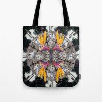 Mandala Series #09 Tote Bag