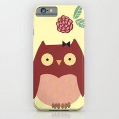 Girl Owl Slim Case iPhone 6s