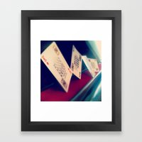 The 4 Kings Framed Art Print