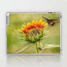 Yang Sunflower Laptop & iPad Skin