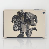 Do The Sprawl iPad Case