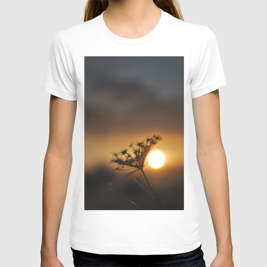 The end of the day T-shirt
