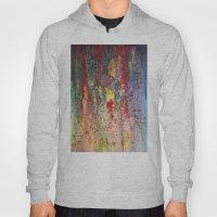 Color Waterfall  Hoody