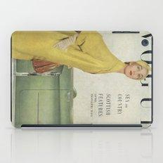 VOGUE 1950 iPad Case