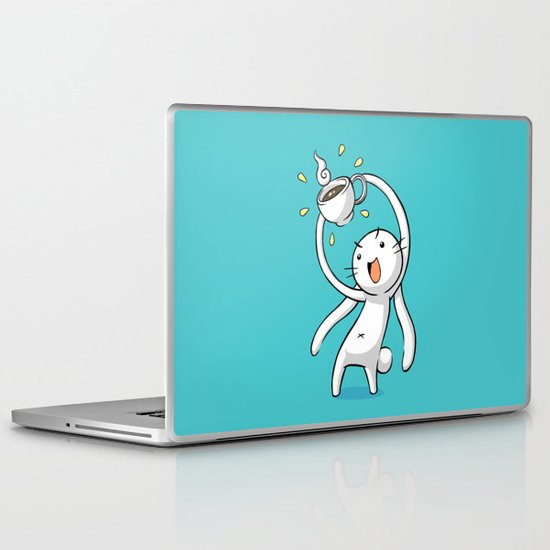 Hot Chocolate Laptop & iPad Skin