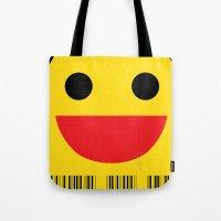 Smiling Tote Bag