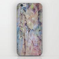 Intaglio Painting  iPhone & iPod Skin