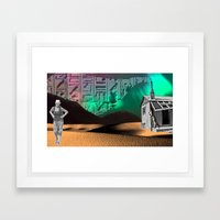See To Be Framed Art Print