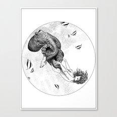 Apollonia Saintclair 438… Canvas Print