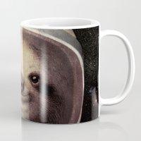 Space Sloth  Mug