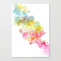 satori Canvas Print