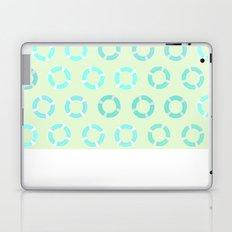 RING FLOAT PATTERN Laptop & iPad Skin