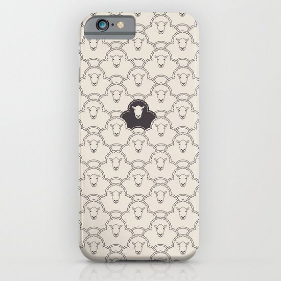 Black Sheep iPhone & iPod Case
