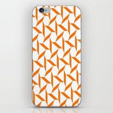 Pattern X iPhone & iPod Skin