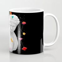 Geometric Gods II Mug
