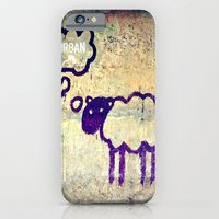 iPhone & iPod Case featuring Urban Sheep by Urban Sheep