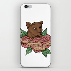 Bearly There iPhone & iPod Skin