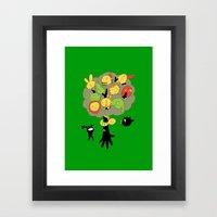 The Ninja Assassin Framed Art Print