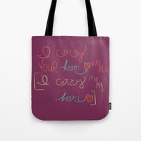 the root of the root  Tote Bag