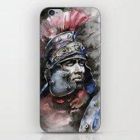 Gladiator iPhone & iPod Skin