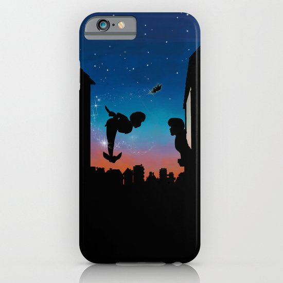 I'll Always Believe In You, Peter Pan. iPhone & iPod Case