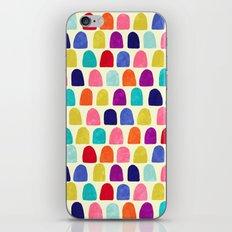 Parade iPhone & iPod Skin