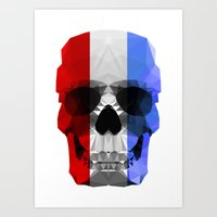 Polygon Heroes - The Pat… Art Print