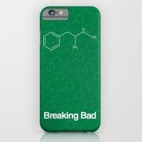 iPhone & iPod Case featuring Breaking Bad by Karolis Butenas