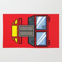 Transformers - Optimus P… Rug