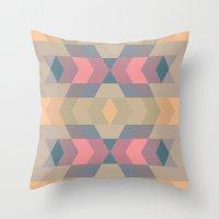 Navajo 2 Throw Pillow