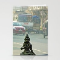 Gods are where you find them Stationery Cards