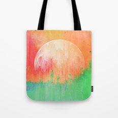 Hyper-Gamma spaces Tote Bag