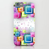 iPhone & iPod Case featuring I'm Just Too Freakylicious For Ya Babe.  by Digi Treats 2