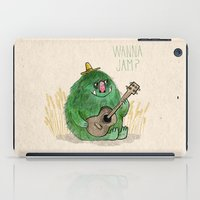 Monster Jam iPad Case