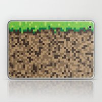 Minecraft Block Laptop & iPad Skin