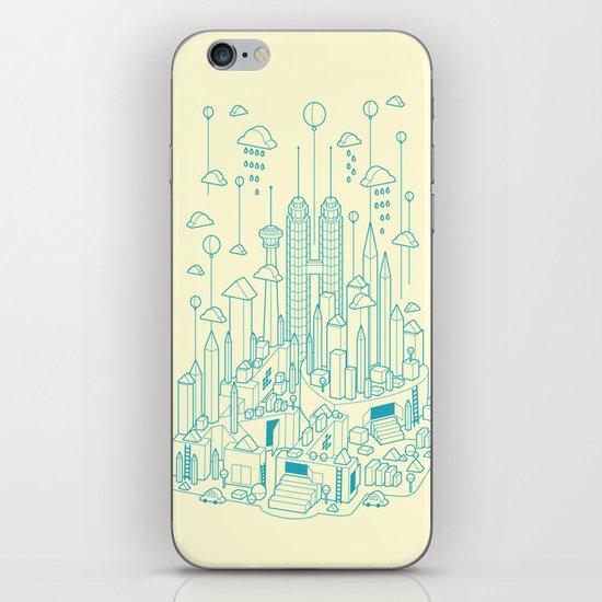 Kuala Lumpur iPhone & iPod Skin