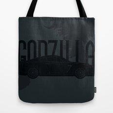 Godzilla Tote Bag