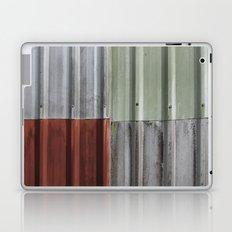 Corrugated Iron Laptop & iPad Skin