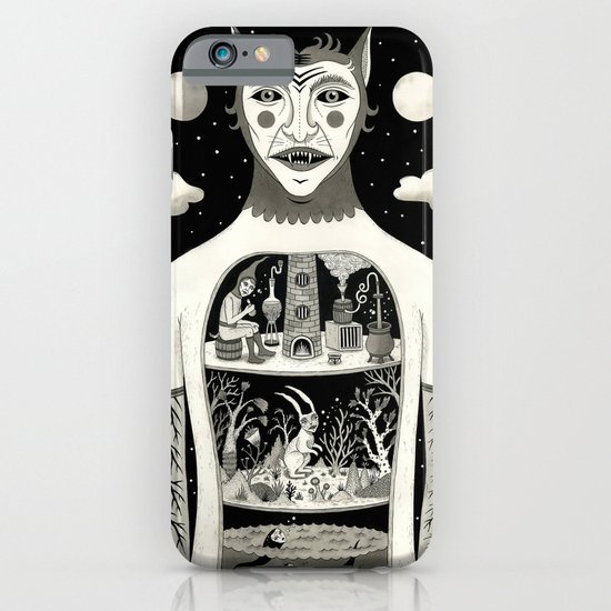 Under Skin iPhone & iPod Case