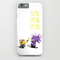iPhone & iPod Case featuring Banana by Ylenia Pizzetti