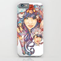 Pintsizevillan Portrait iPhone 6 Slim Case